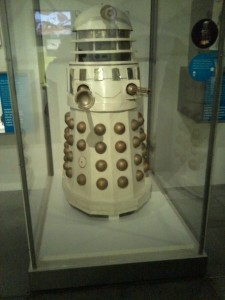 Doctor Who!